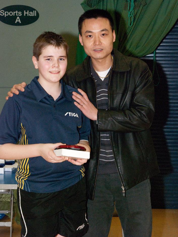 Blair Fowler & Li Chao