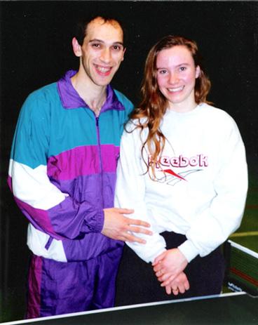 Brian & Sarah 1994