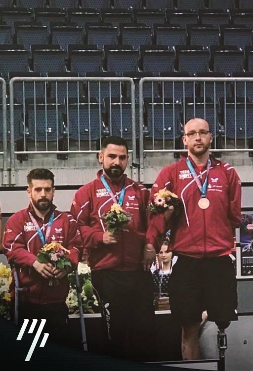 British-Para-team
