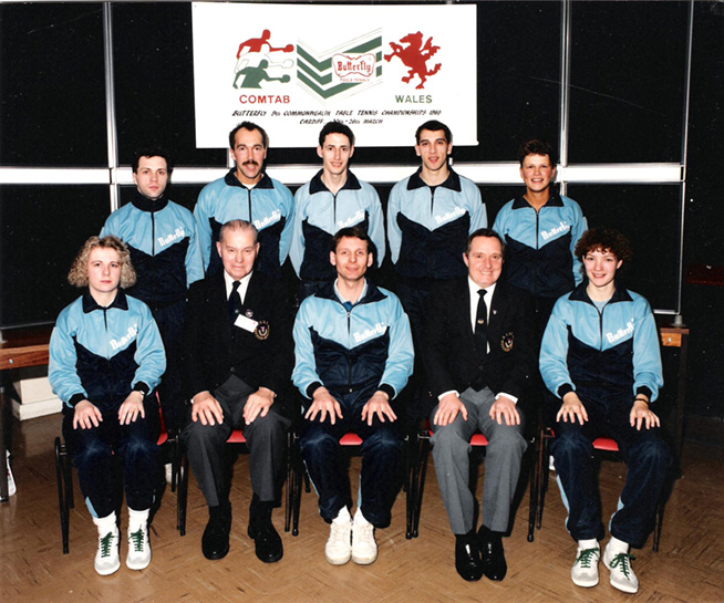 CTTC 1989 Wales