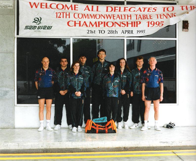 CTTC 1995 Singapore