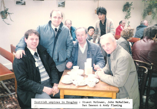 CTTC Isle of Man 1985