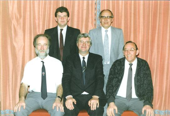 CTTC Wales 1989