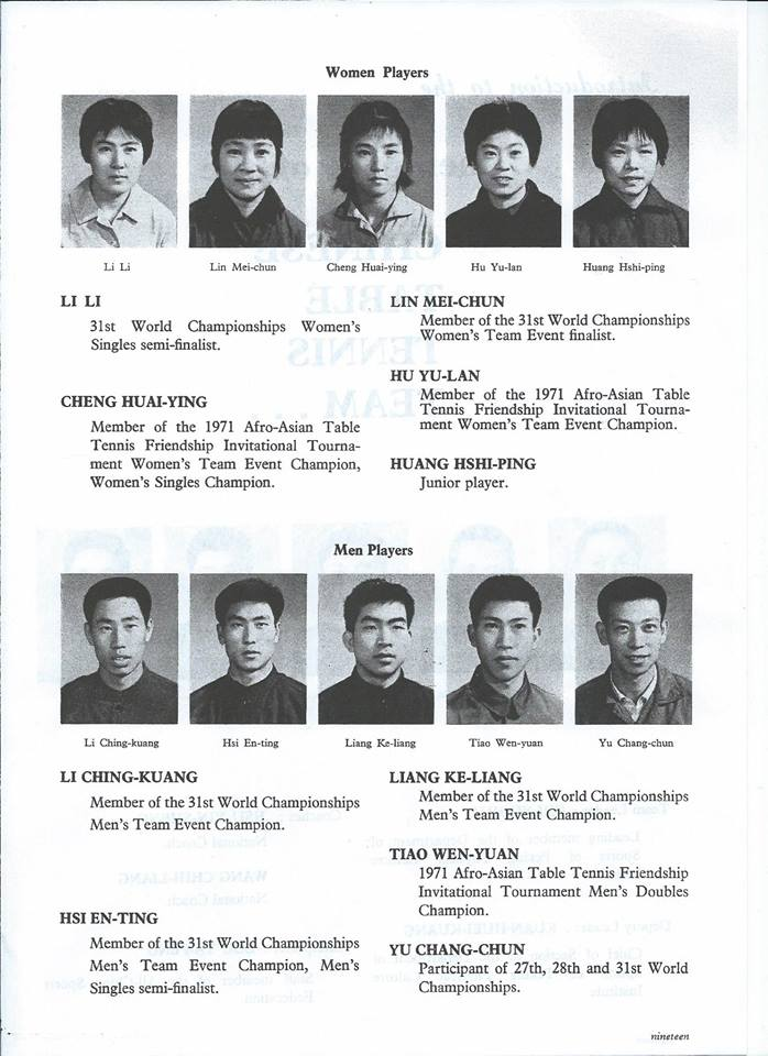 Chinese-Tour-Team-1971