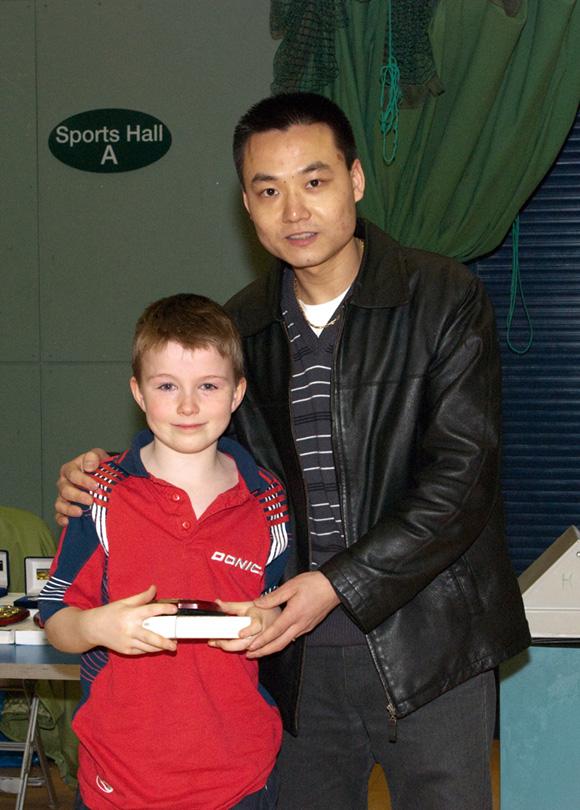 Chris Wheeler & Li Chao