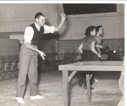 Denis George 1954