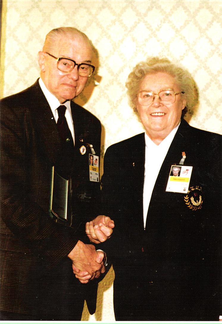 Denis & Helen