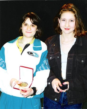 Emma Sloan-Claire Bentley 1994