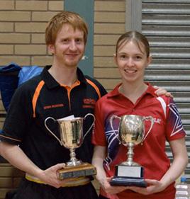 Gavin & Gillian SNC Winners
