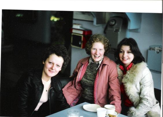 Grace, Elaine & Patrice