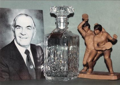 Harry Baxter-Chairman