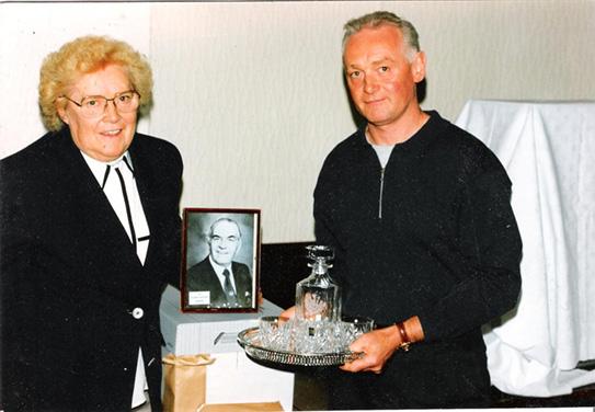 Helen & Billy Gibbs