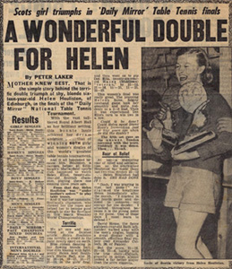 Helen Houlison-Report