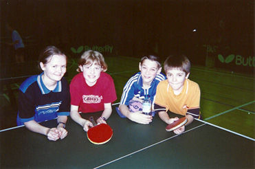Jenny,  Lyndsey, Scott & Greg