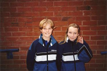Katie Morton & Rebecca Russell