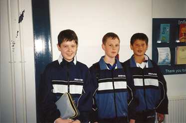 Kenny Lindsay, Calum Findlay & David Atkins