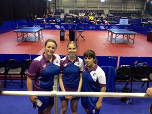 Ladies Team CG2014