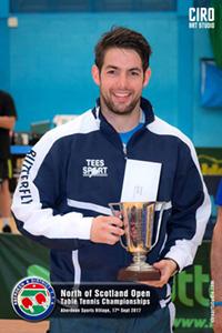 Men's Singles Winner 2017