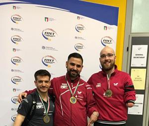 Para TT European Champions 2017