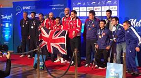 Para TT euros Podium 2017