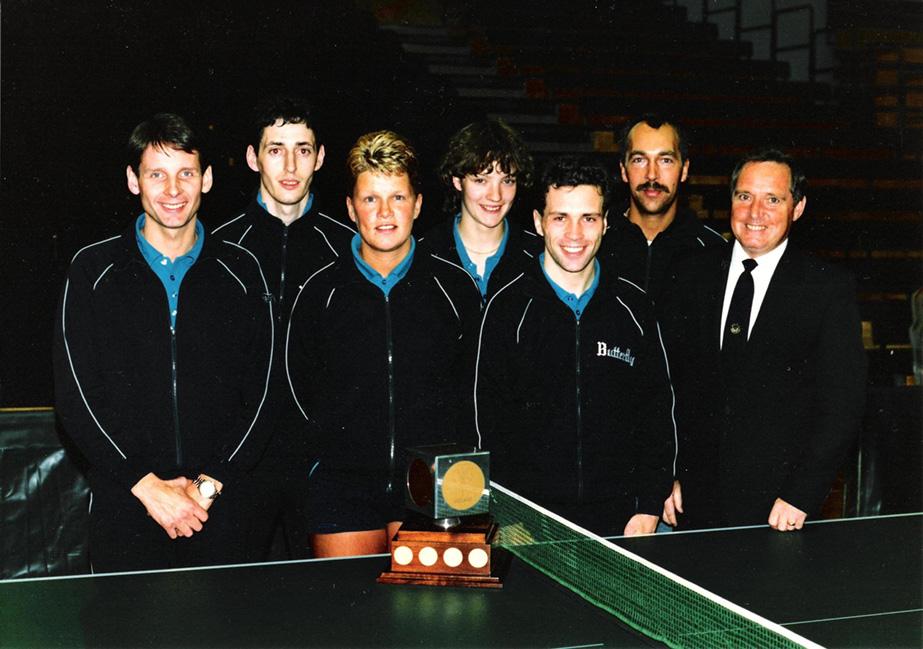 Quadrangular winners 1989