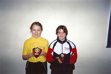 Rebecca Russell & Jenna McBeth