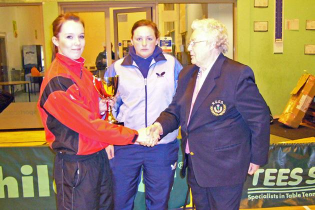 Rebecca Russell Lothians Open Winner 2007