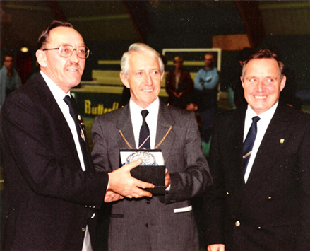 Sandy Elrick, Mayor, Brian Christie