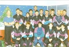 Scotland Squad in 80s