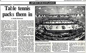 Scottish Schools 1988