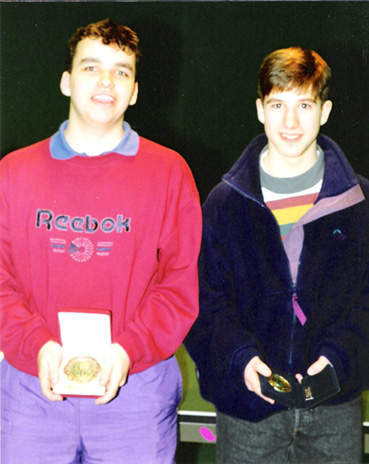 Stewart Crawford-Craig Brown 1994