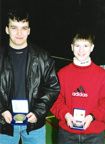 Stewart Crawford & Craig Brown