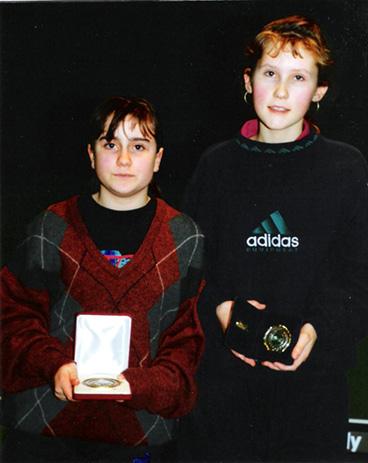 Tamara Powell-Nicola Bentley 1994