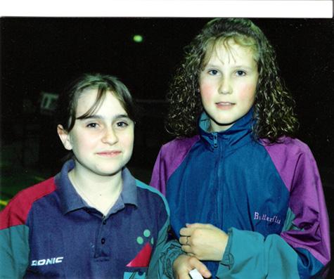 Tamara Powell & Nicola Bentley