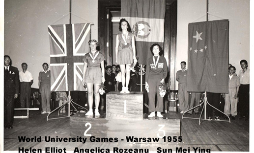 World University Games 1955