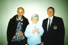 Andrew Endreddy, Linda Powell & LSM