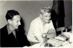 Bert Kerr & Bob Dykes