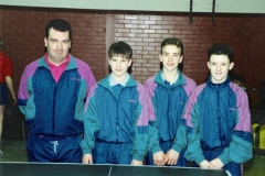 Terry McLernon-Craig Brown-Lewis Wilson-Kevin Liddle
