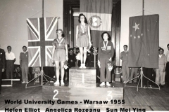 World University Games 1955