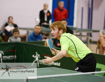 Rumgay through to Ally Pally