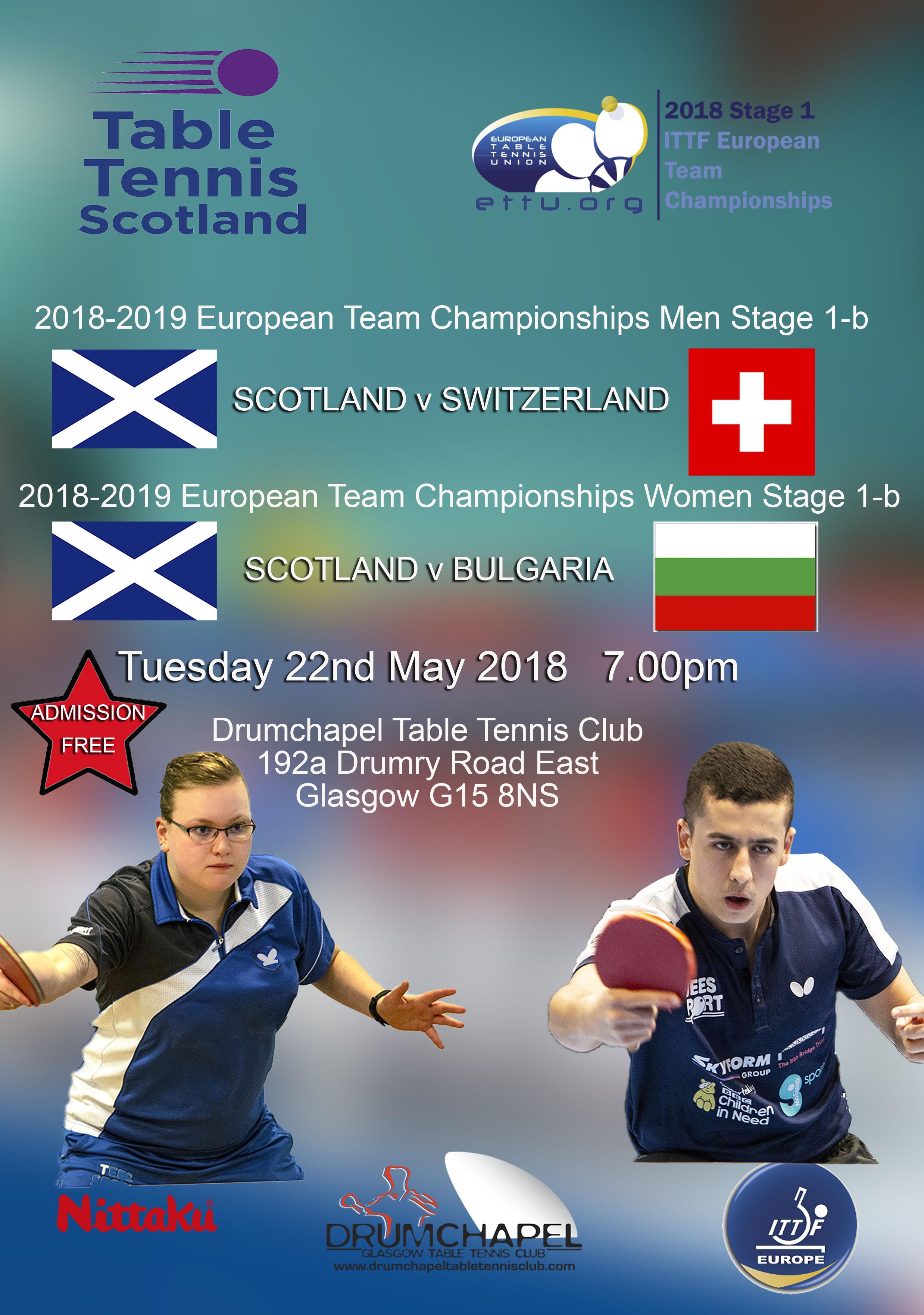 European Team Championships 2018/19