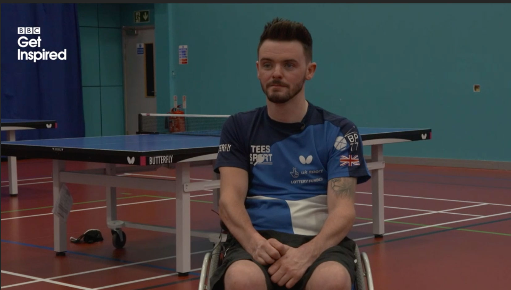 Why anyone can take up table tennis