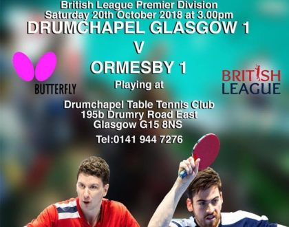 Premier British League Drumchapel