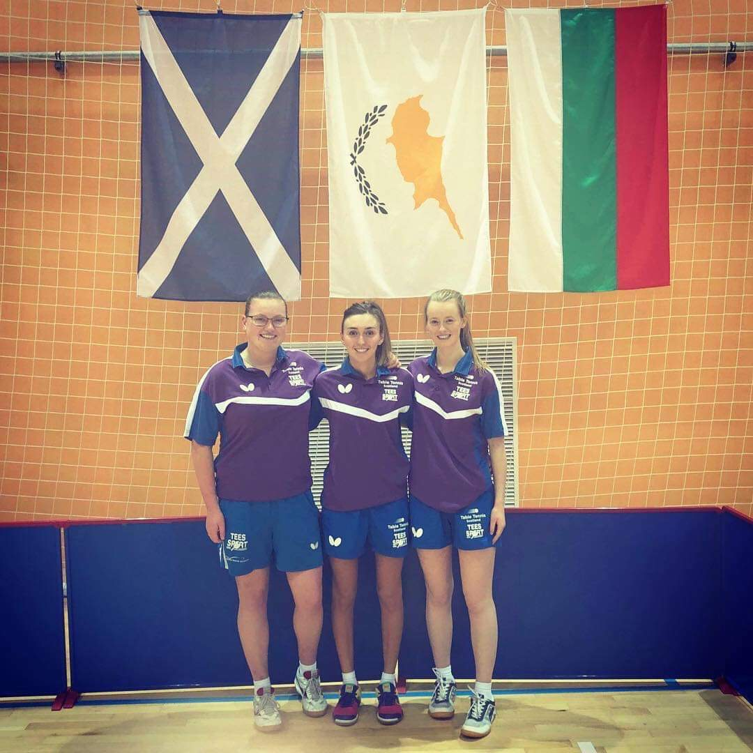 Scotland Women V Bulgaria