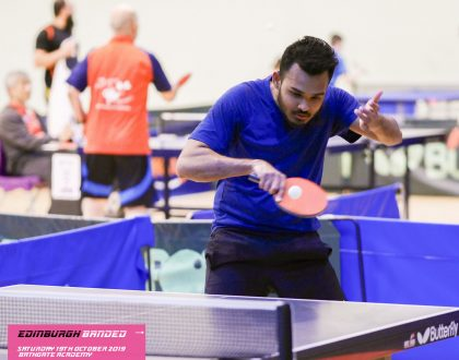 Naseem Triumphs in Edinburgh Banded