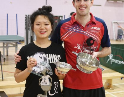 Fine Finale for Muir & Wang