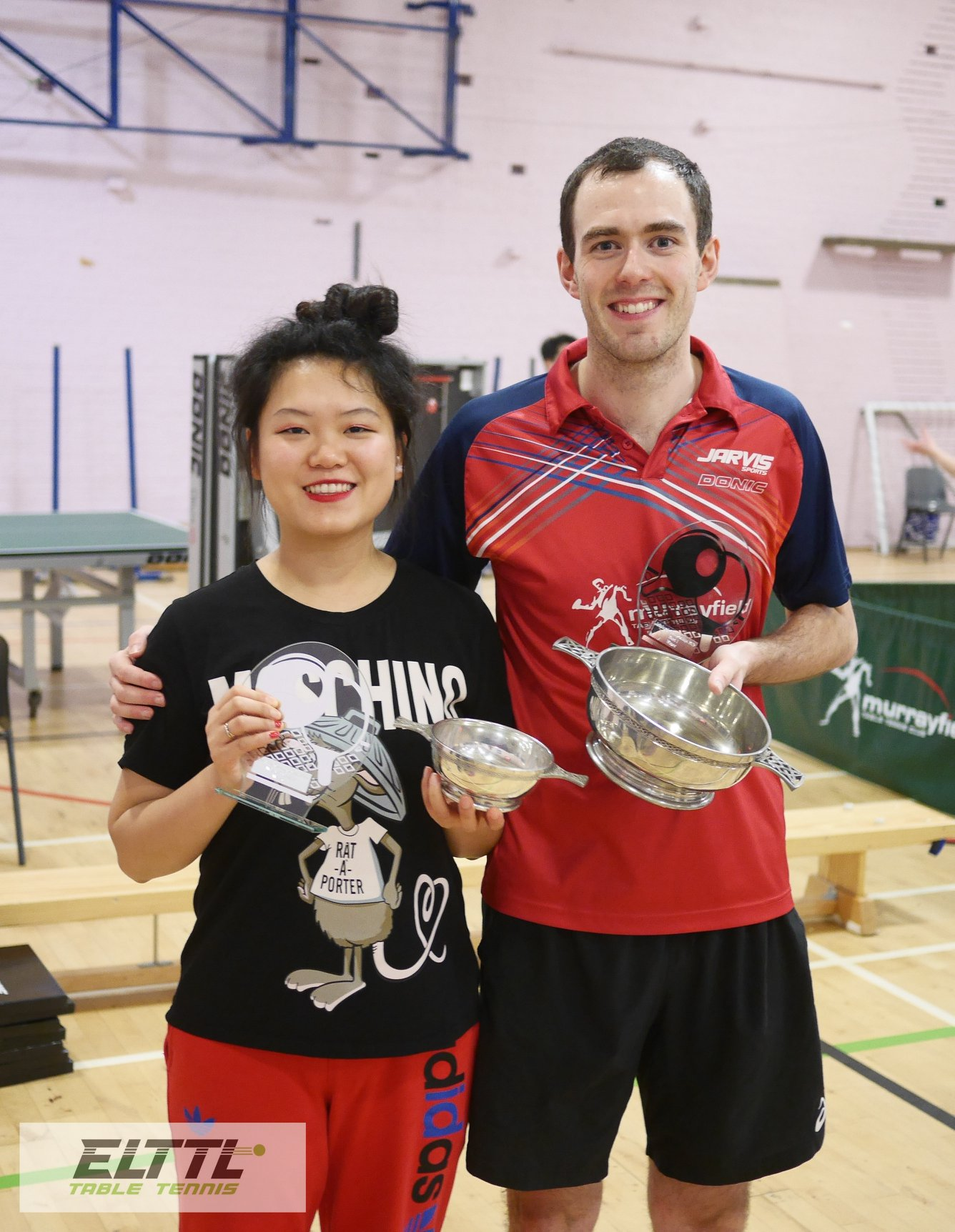 Fine Finale for Muir & Wang