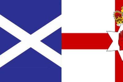 Scotland v Ulster