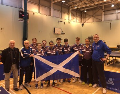 Scotland take the honours