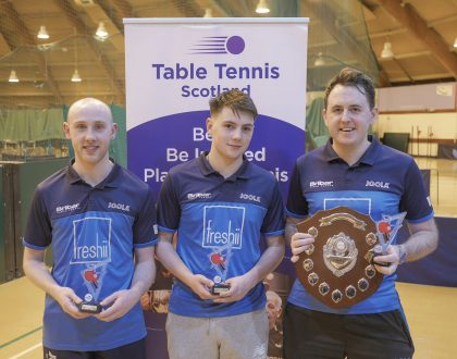 Superb Seventh for North Ayrshire